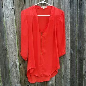 Gibson Latimer blouse.