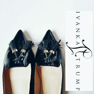 Ivanka Trump Shoes - Gorgeous! Ivanka Trump tassle flats! 7.5