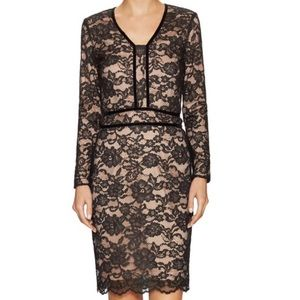 Ava & Aiden Dresses & Skirts - Ava & Aiden Laces Seamed Sheath dress size 0