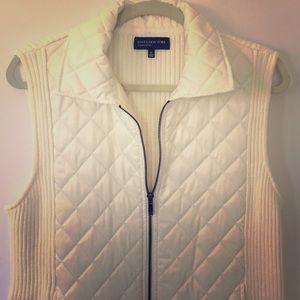 Jones New York Jackets & Blazers - Jones New York Vest