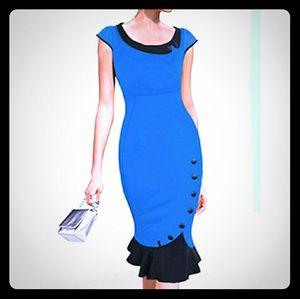 Voodoo Vixen Dresses & Skirts - *CCO PRICE* Scoop Neck Mermaid Dress