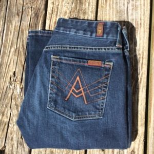 7 For All Mankind Denim - 7 For All Mankind | A Pocket Jeans