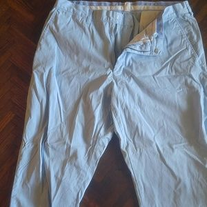 J. Crew Other - Light Blue khakis Pants