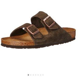 Birkenstock Other - Birkenstock Unisex Arizona 2-Strap Sandals SZ 44