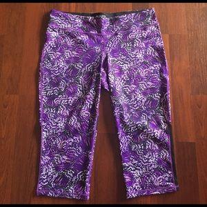 Ideology Pants - Ideology Yoga Capris Size XXL.