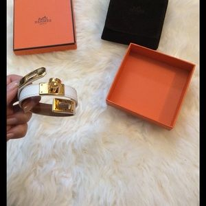 Hermes Jewelry - Hermes Kelly double tour