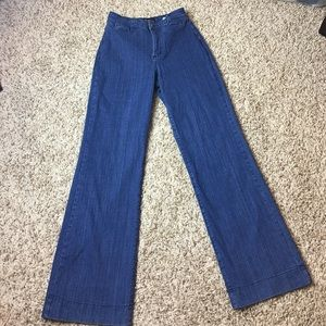 NYDJ (Not Your Daughters Jeans) High Wasted Jeans