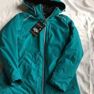 ZeroXposur Jackets & Blazers - 🆕BRAND NEW ZeroXposur Aqua Hooded Jacket