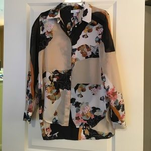 3.1 Phillip Lim for Target Tops - Floral print blouse