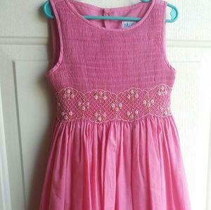 Luli & Me Other - NWOT Luli & Me Smocked Dress Size 6X