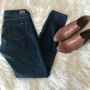 Mango Denim - LIKE NEW! Mango Denim Skinny Jeans - Dark Wash 6