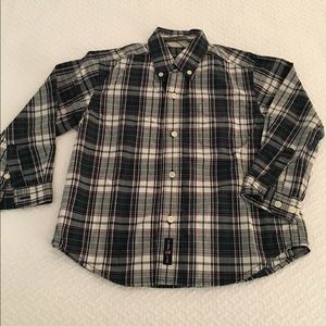 E-Land Kids Other - Kids E-Land plaid button down shirt