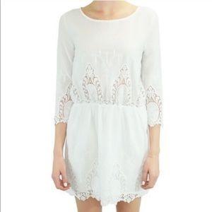 Relished Dresses & Skirts - White Ashley Dress