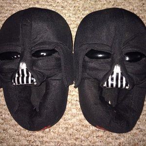 Star Wars Other - Star Wars/Darth Vader slippers