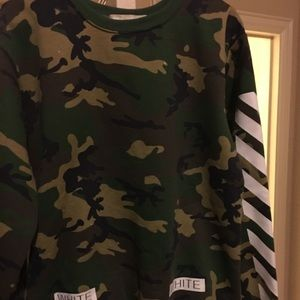 Off-White Other - Limited edition Off White Sweatshirt