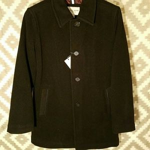 Cole Haan Other - COLE HAAN Signature Italian Wool Top Coat