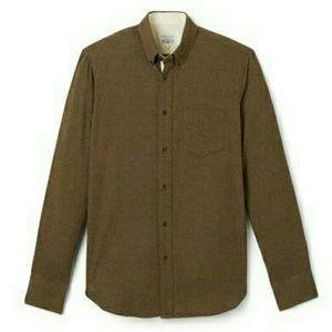 rag & bone Other - RAG & BONE Standard Issue Brushed Flannel Shirt