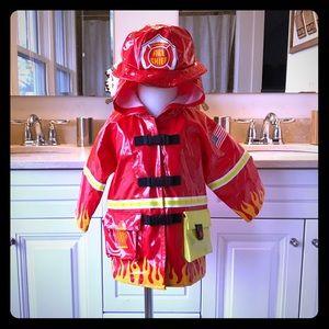 Kidorable Other - Fireman Raincoat