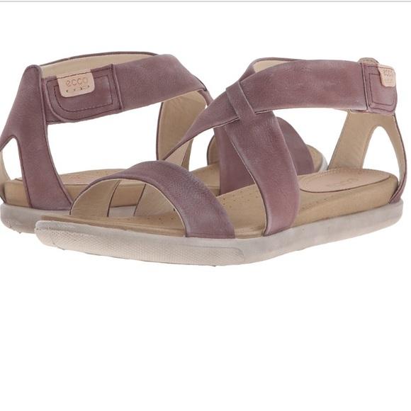 6e7b0f52569b Ecco Shoes - 🎈Ecco Damara Strap Sandal Dusty Purple 38 🎈