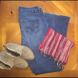 Jag Jeans Denim - Jag jeans curvy fit size 14W boot cut