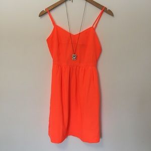 J. Crew Factory Dresses & Skirts - J. Crew | Neon Sundress