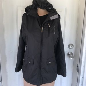 Free Country Jackets & Blazers - Free country black medium athletic wind jacket