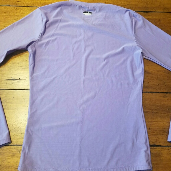 100 off other sale girls purple under armour shirt for Ua shirts on sale