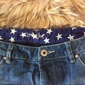 Victoria's Secret Denim - London Jean with spandex