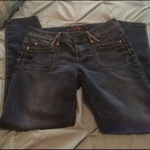 G by Guess Denim - G by guess super skinny jeans size 31