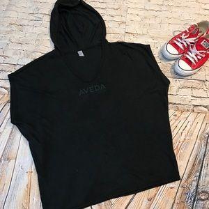 Alternative Tops - Women's Aveda top with hood