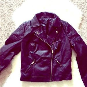 New Look Jackets & Blazers - New look faux leather jacket