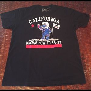 riot society Other - Riot Society California Graphic Tee