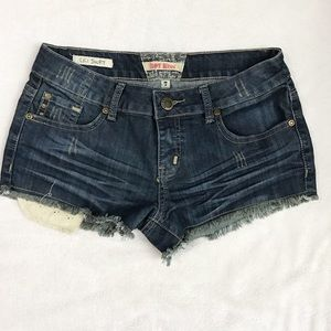 Hot Kiss Pants - 📍Hot Kiss Denim Shorts