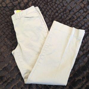 Lilly Pulitzer Pants - Lilly Pulitzer Tan Pants