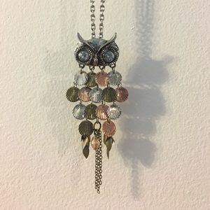 Forever 21 Jewelry - Multi-Metal Owl