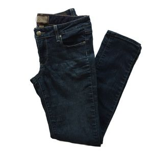 Paige Jeans Denim - Paige Peg Skinny Blue Ankle Peg Jeans Size 27