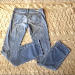AG Adriano Goldschmied Denim - AG Light Wash Jeans