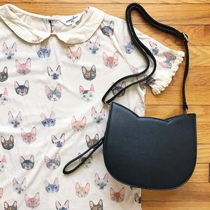 ModCloth Handbags - 😽 Feline Fine Purse