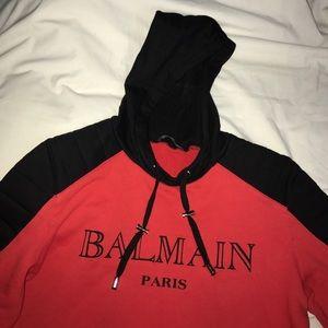 Balmain Tops - Balmain Hoodie