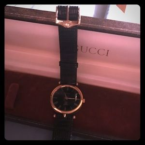 Vintage, Never-Worn Gucci Watch