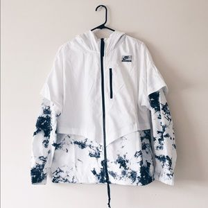 Nike Jackets   Coats - Nike international marble windbreaker ba12d7aca