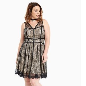 Torrid Plus Size Dress NWT