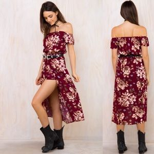 Shorts - 🎈NEW IN 💃Beautiful high-low floral romper 💃🎈