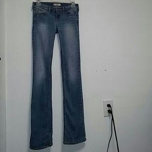 Hollister Denim - Hollister Flare Jeans Sz 1L