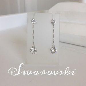 Swarovski Jewelry - Swarovski Dangle Earrings