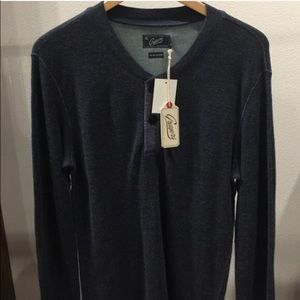 Grayers Other - New with Tags Grayer's - Navy - Henley - S
