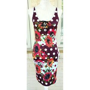 Clover Canyon Dresses & Skirts - NWT, Clover Canyon Sunflower Dreams Dress