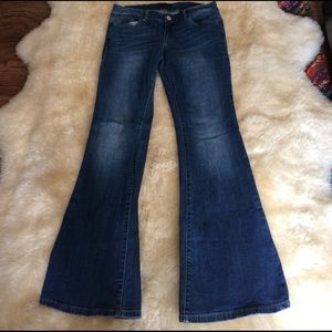 "i jeans by Buffalo Denim - Jeans by Buffalo Sz 29(8) Inseam measured 32""flare"