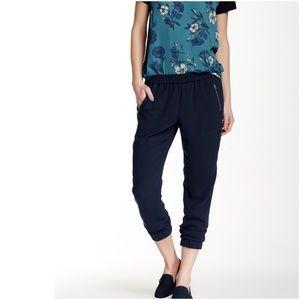 J. Crew Pants - J. Crew black Sydney pull-on jogger pants