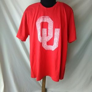 Majestic Other - NWT mens Oklahoma Sooners tee